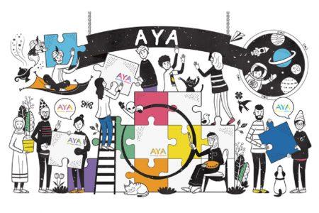 情報サイト「AYA」をオープンいたしました